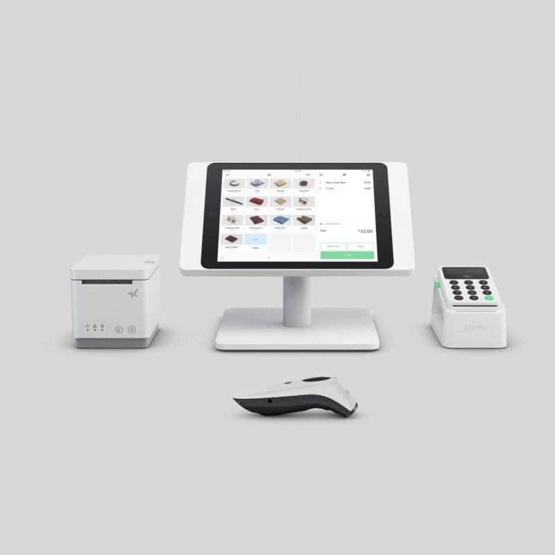 iZettle Store Kit – Retail - Vit