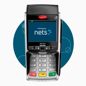 NETS iWL250 Kortterminal