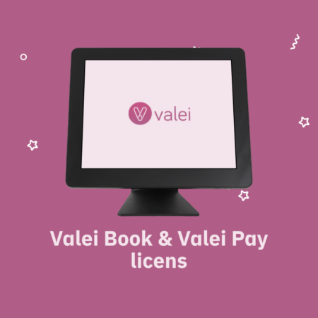 Valei Book & Valei Pay Licens