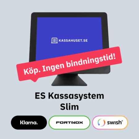 ES Kassasystem Slim Köp